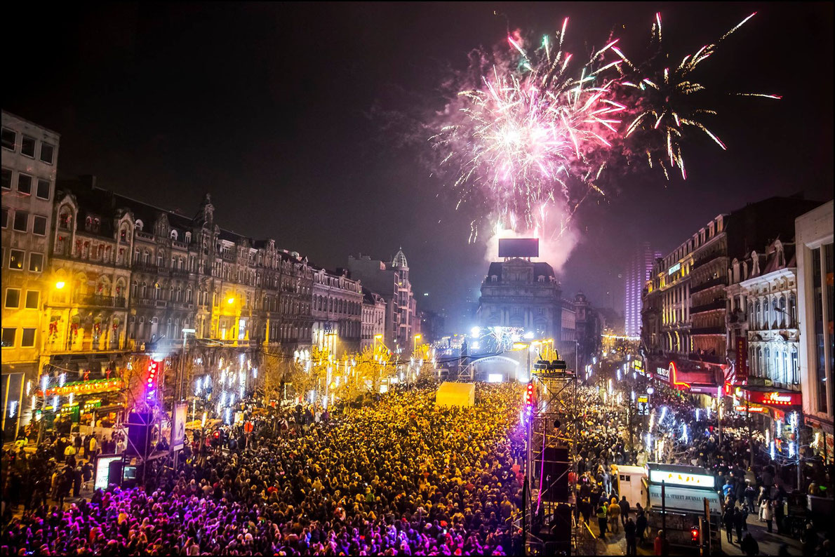 Best new year'eve destinations in Europe - Brussels - Copyright VisitBrussels - European Best Destinations