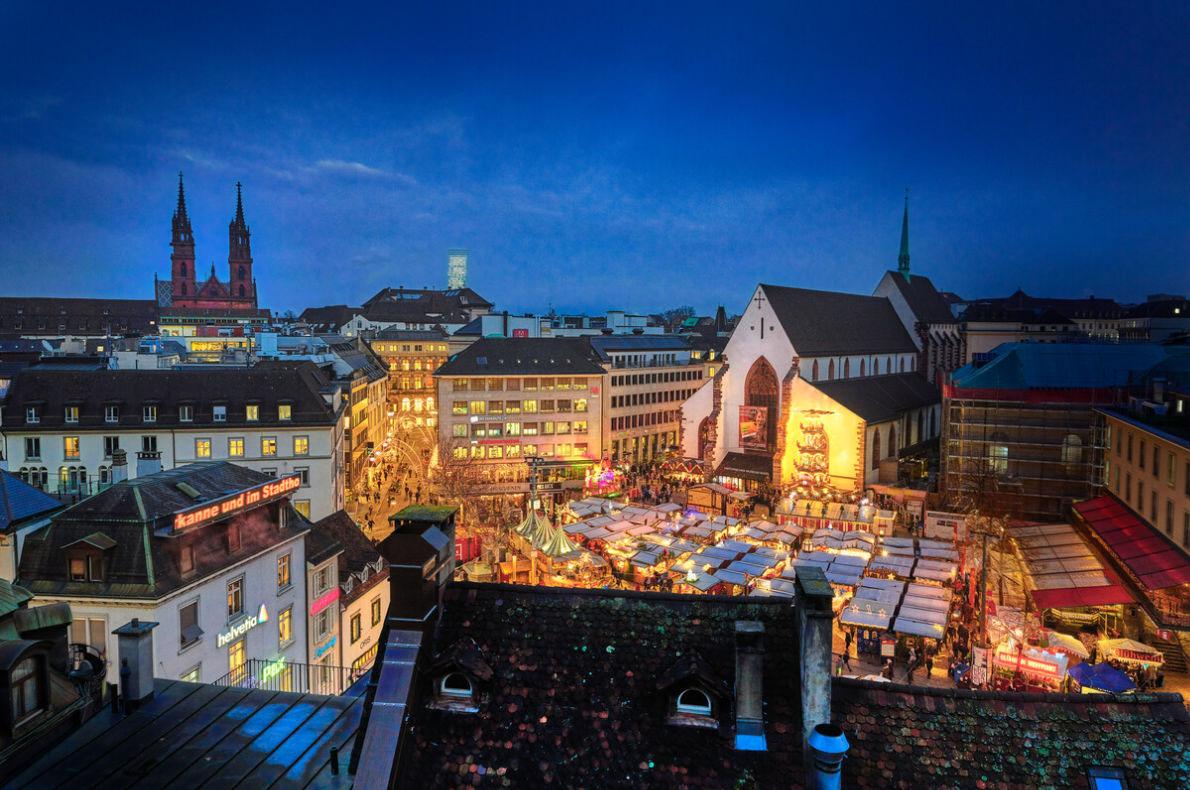 Best Christmas Markets in Switzerland - Basel Christmas Markets - Copyright Basel.com - European Best Destinations
