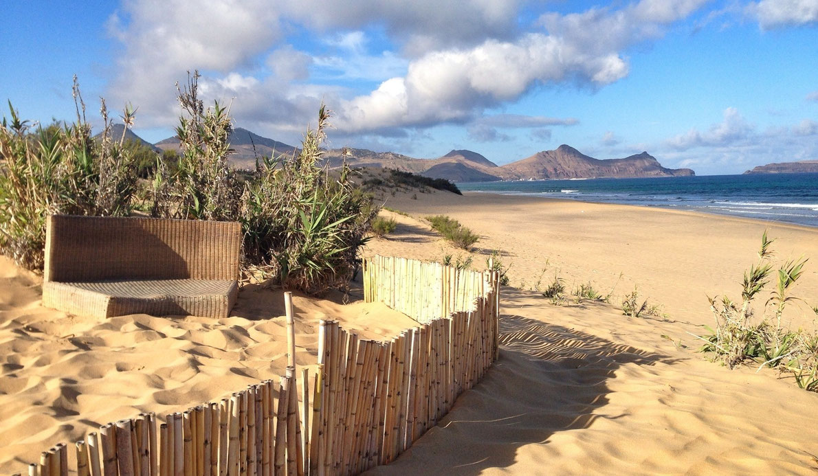 Best beach in Europe - Porto Santo - Copyright Melim
