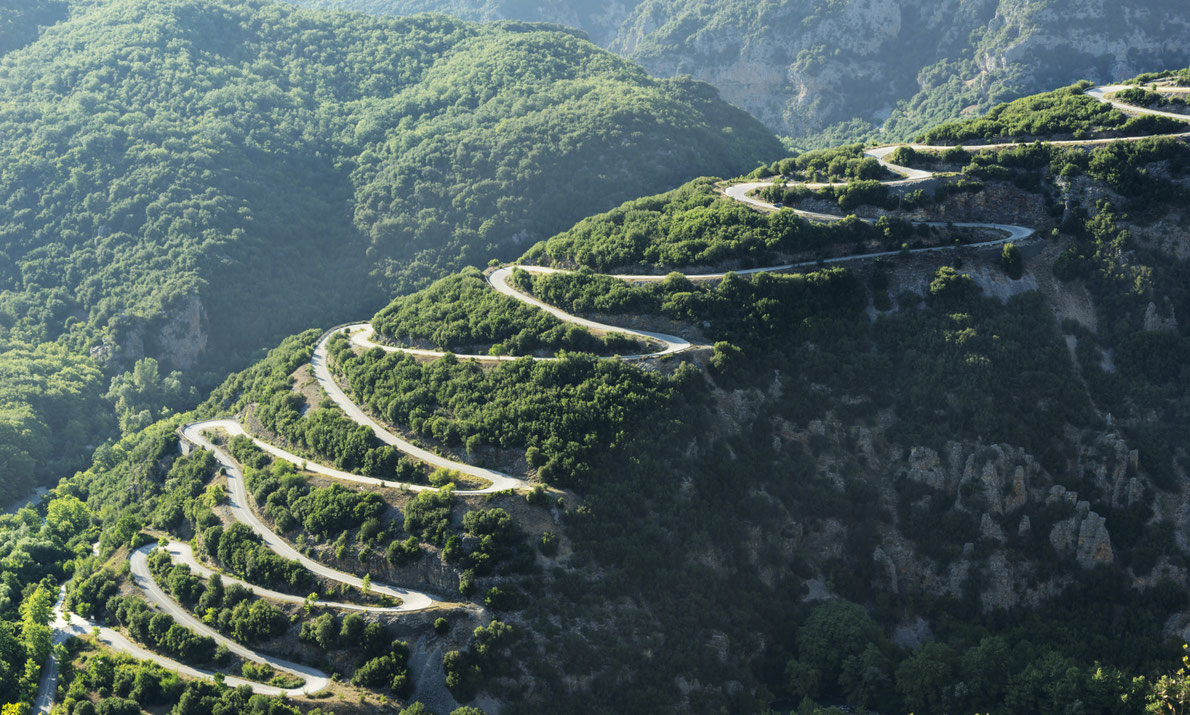 Best Roadtrips in Europe - Epirus Copyright Manamana - European Best Destinations