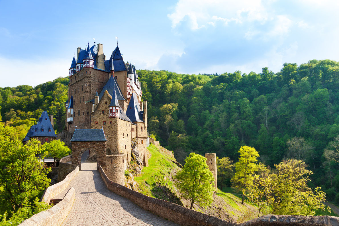 Eltz Castle Wierschem Germany - Best Castles in Europe