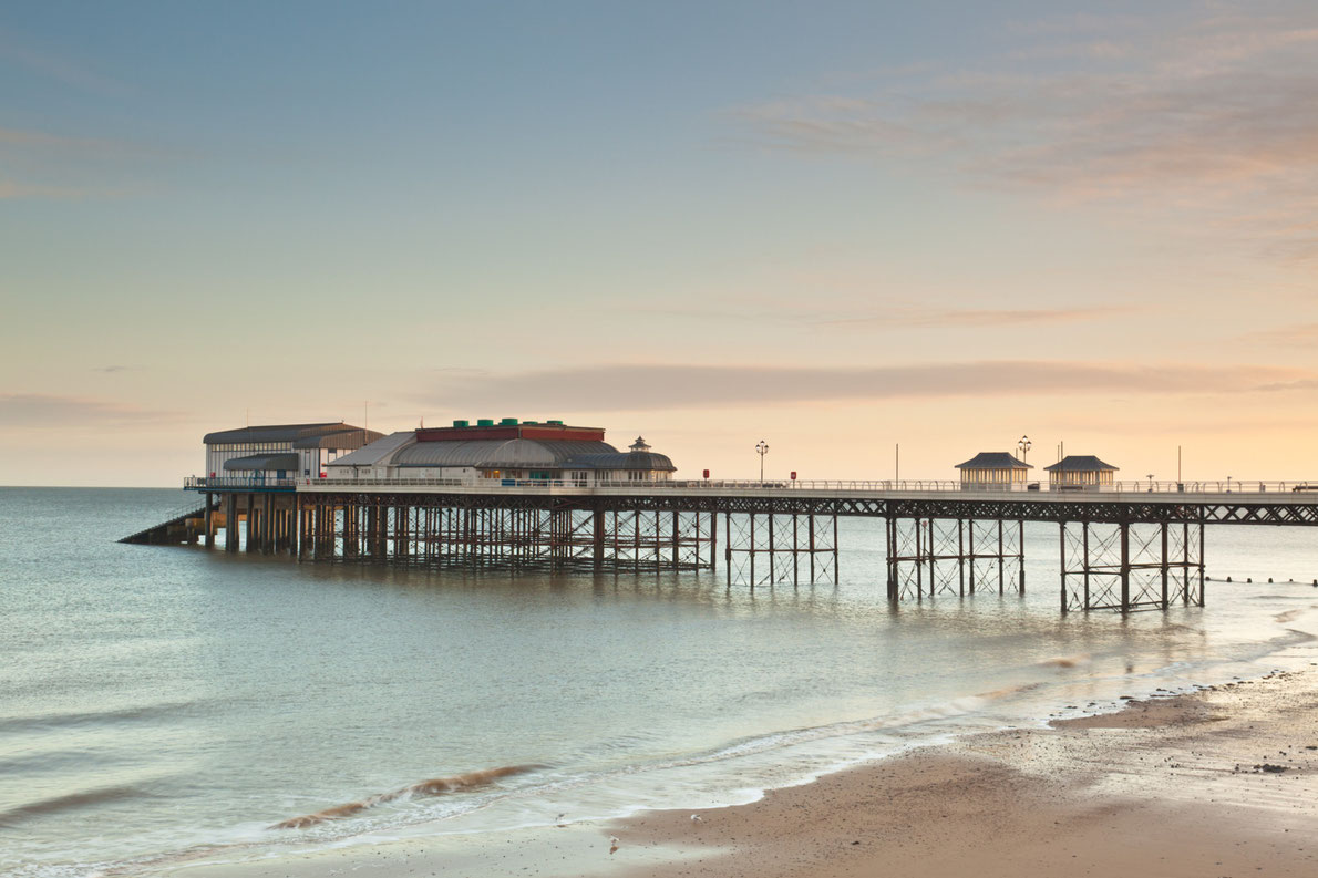 Best piers in Europe - Cromer Pier - Copyright Radek Sturgolewski - European Best Destinations