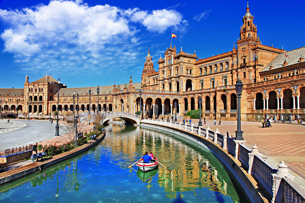 Seville Romantic Destinations in Europe - Copyright  leoks- European Best Destinations
