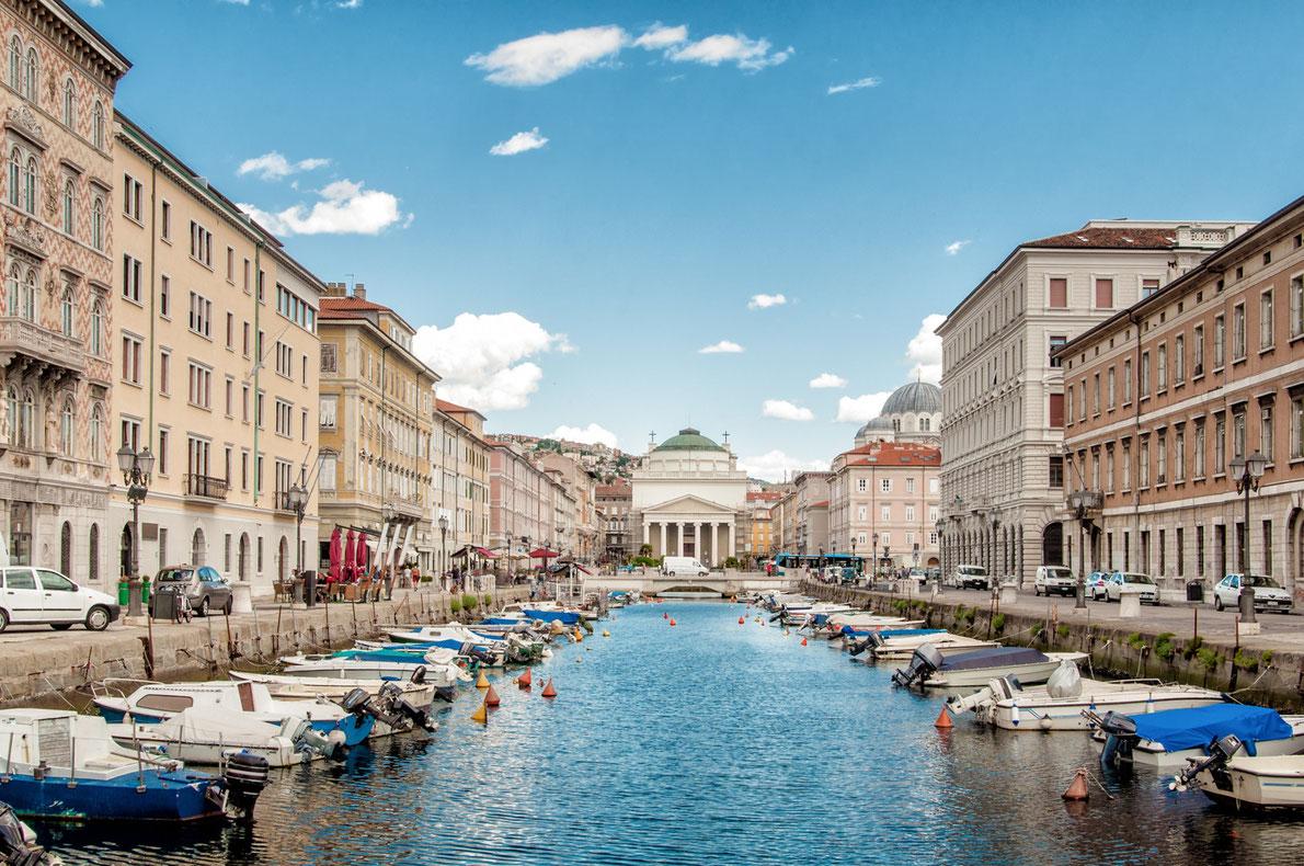 Trieste best hidden gems in Europe - Copyright Dieter Hawlan - European Best Destinations