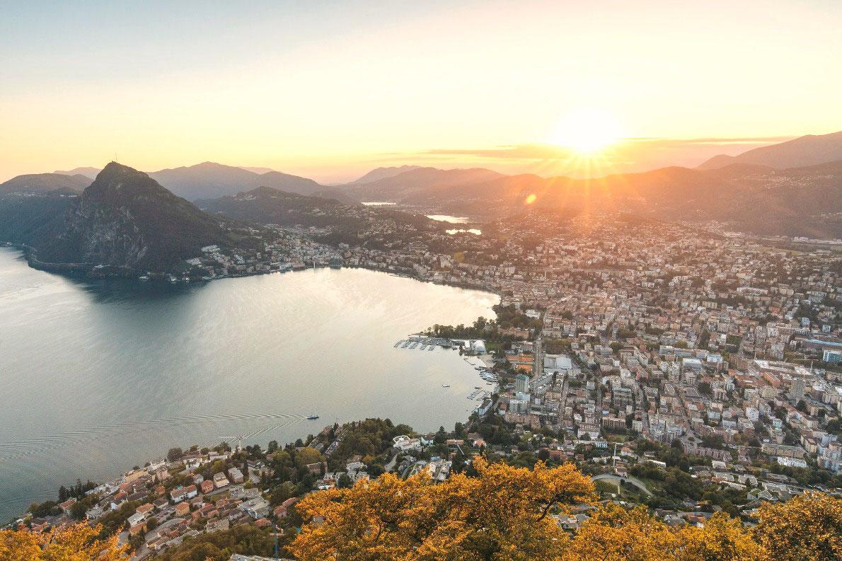 Lugano Copyright Mervas - Best hidden gems in Europe - European Best Destinations