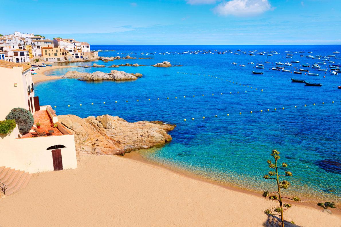 Best blue water destinations in Europe - Costa Brava - Copyright holbox - European Best Destinations