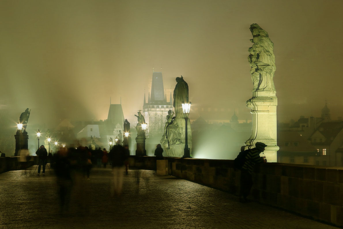 Prague - Best destinations for Halloween in Europe - Copyright  Inu