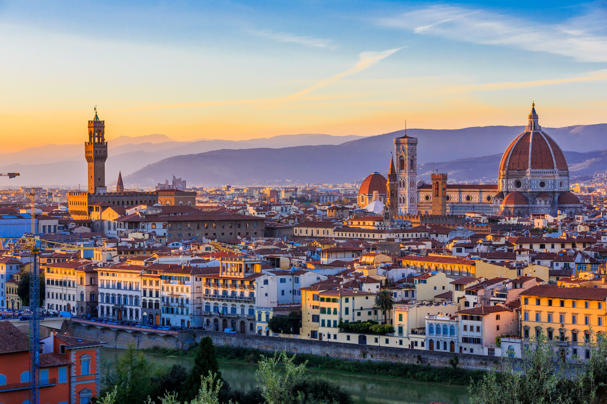 Florence - A room with a view  - Best movie locations in Europe - Copyright Sorin Colac - European Best Destinations