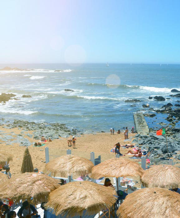 Best Beaches in Porto and Gaia
