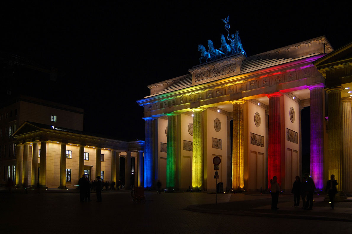 Paris hosts annual Gay Pride Parades with attendances of over