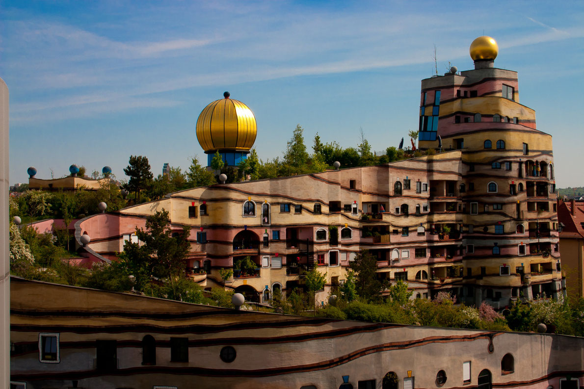 Hundertwasserhaus Waldspirale - Copyright Scotshot - European Best Destinations