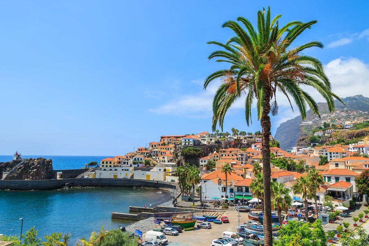 Madeira Romantic Destinations in Europe - Copyright Vlada Zhikhareva - European Best Destinations