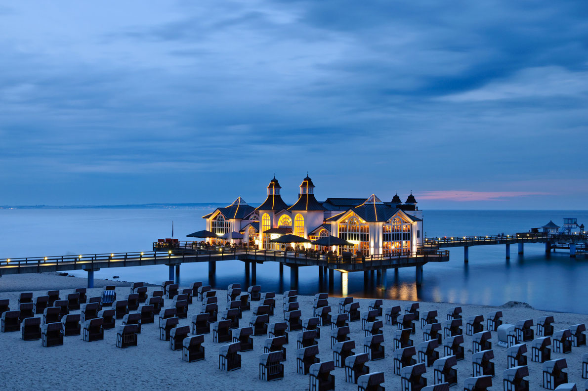 Best piers in Europe - Sellin Pier - Copyright Michael Thaler - European Best Destinations