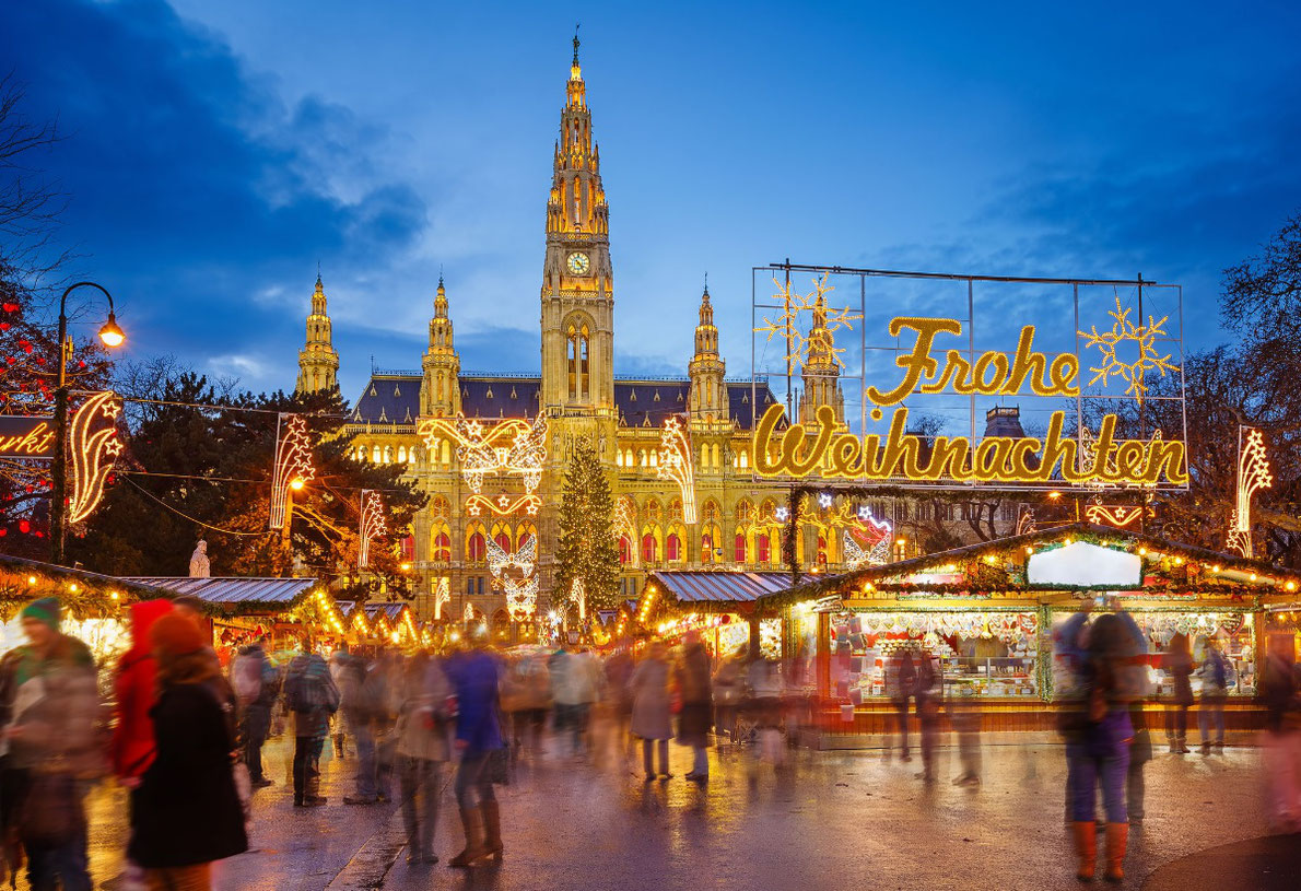Christmas City Break in Vienna - Copyright Mark Turner - European Best Destinations