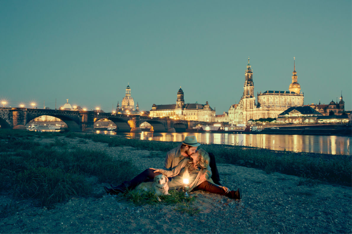 Dresden - Most romantic destinations in Europe - copyright leoks