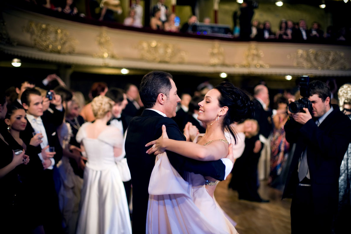 European Best trendy Events - Opera Ball - European Best Destinations - Copyright Kateryna Larina