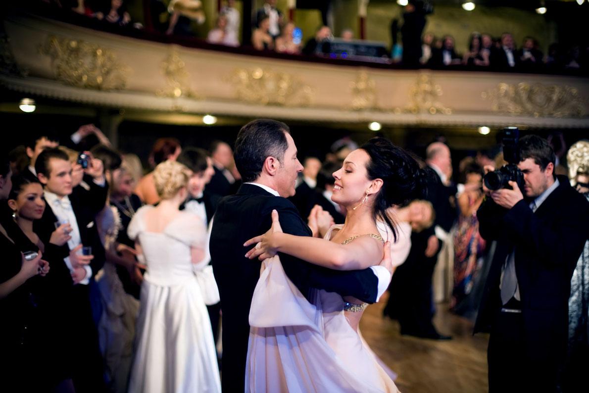 European Best trendy Events - Opera Ball - European Best Destinations - Copyright Kateryna Larina