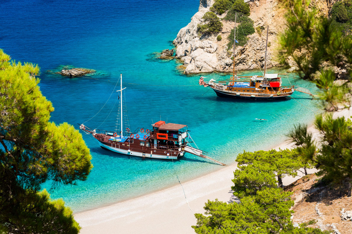 Best beaches in Greece - Apela Beach - Karpathos Island - Copyright EL Lobo  - European Best Destinations