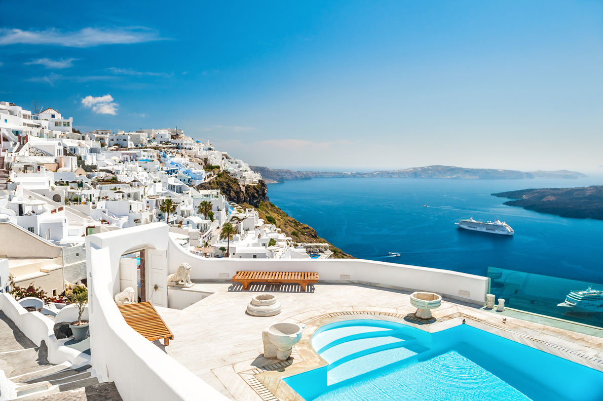 Santorini best hidden gems in Europe - Copyright Olga Gavrilova - European Best Destinations