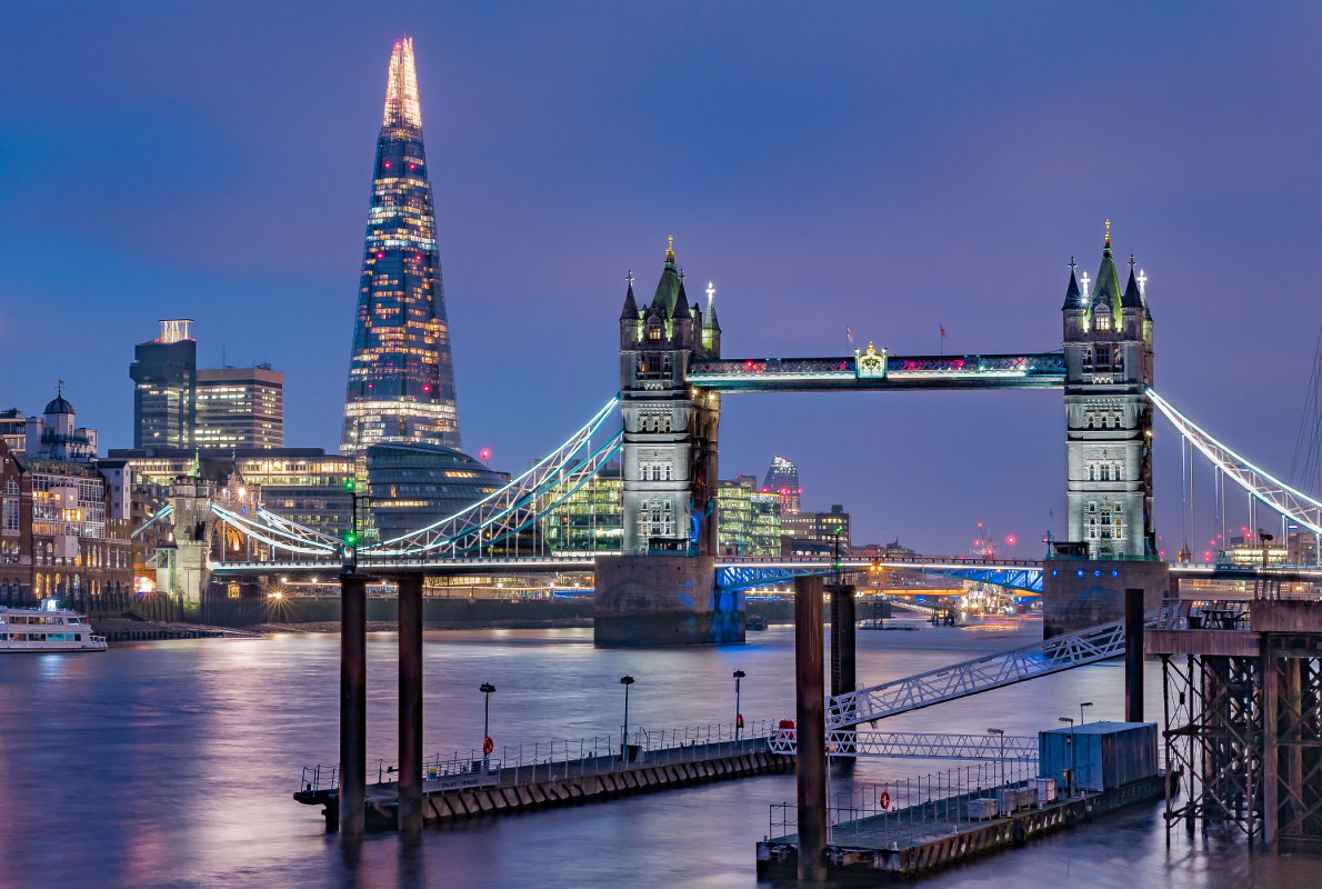 Seven wonders of Europe - Tower Bridge - European Best Destinations