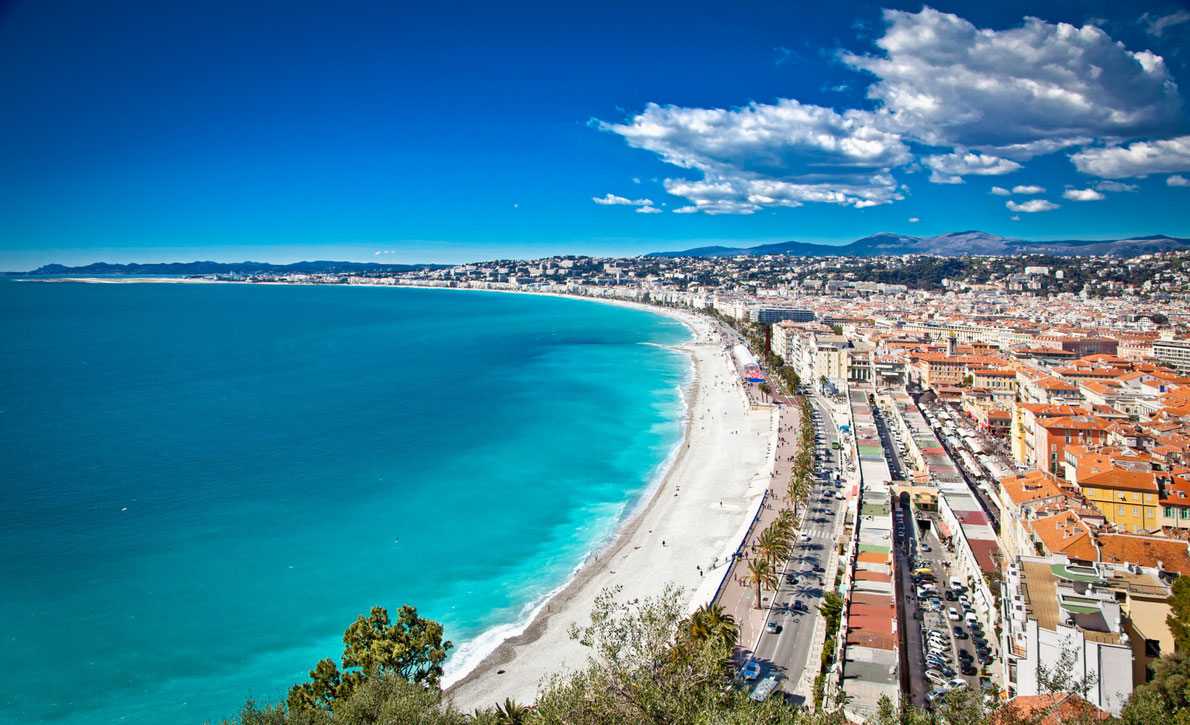 Nice France Copyright Aleksandar Todorovic - Best blue water holidays in Europe - European Best Destinations