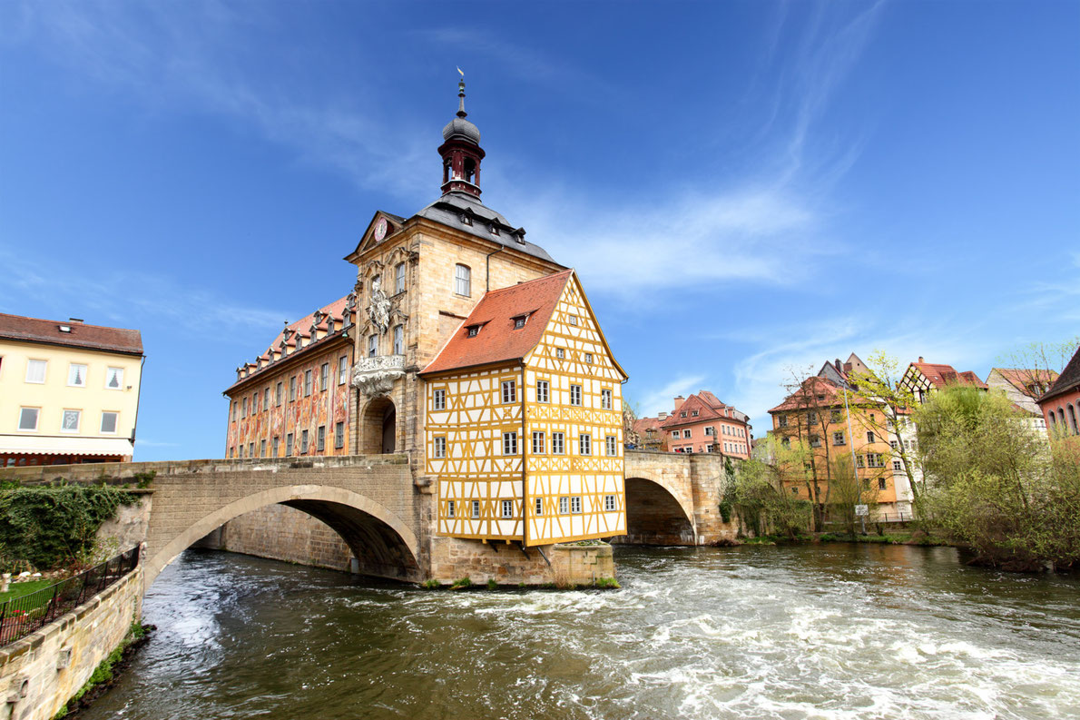 Bamberg Romantic Destinations in Europe - Copyright  Sigaev - European Best Destinations