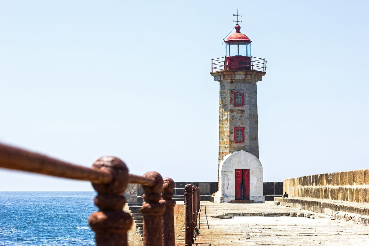 Felgueiras Lighthouse Porto, Foz do Douro
