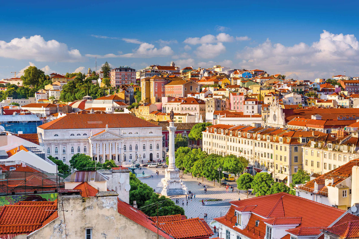 Lisbon - Best Family destinations in Europe - Copyright  ESB Professional