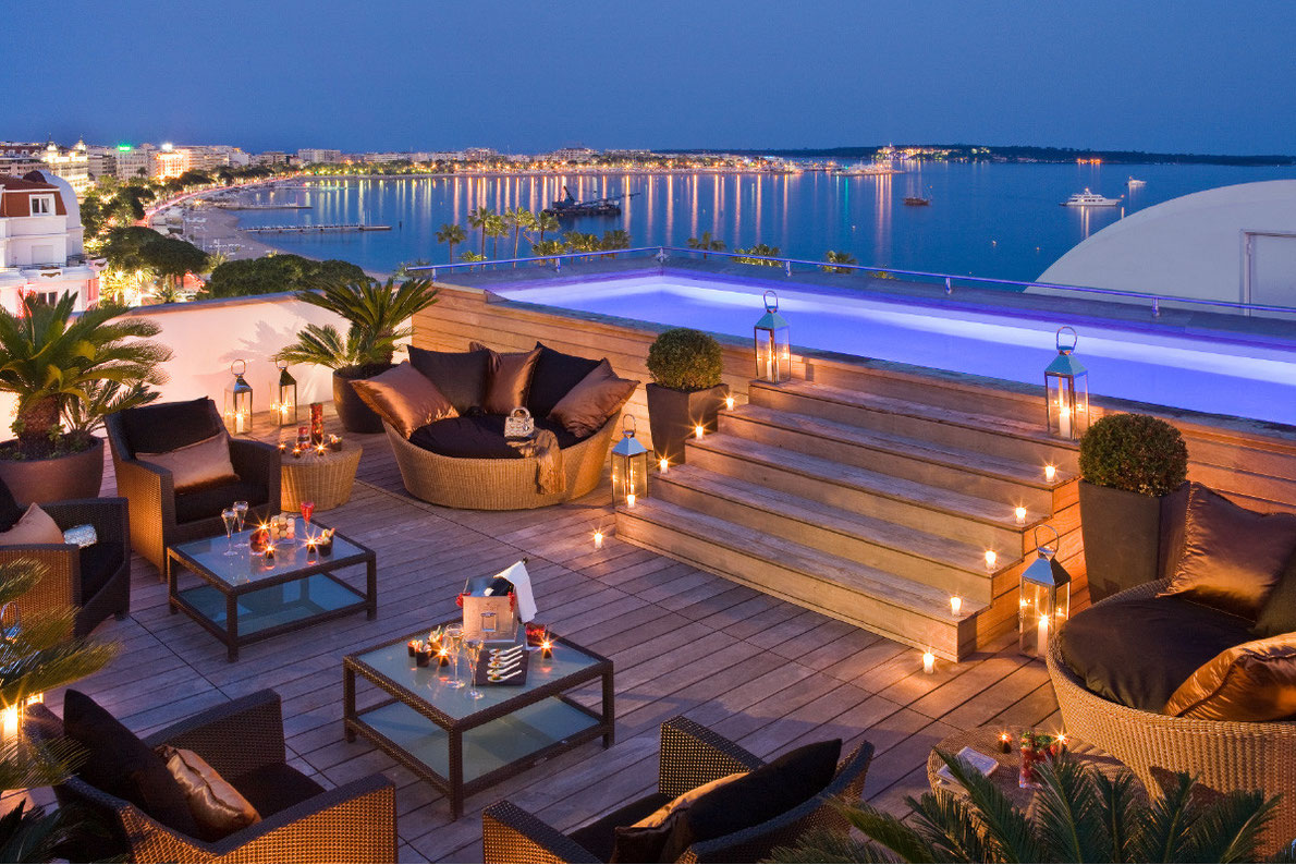 Majestic Barrière Cannes - Best Hotel Suites in Europe
