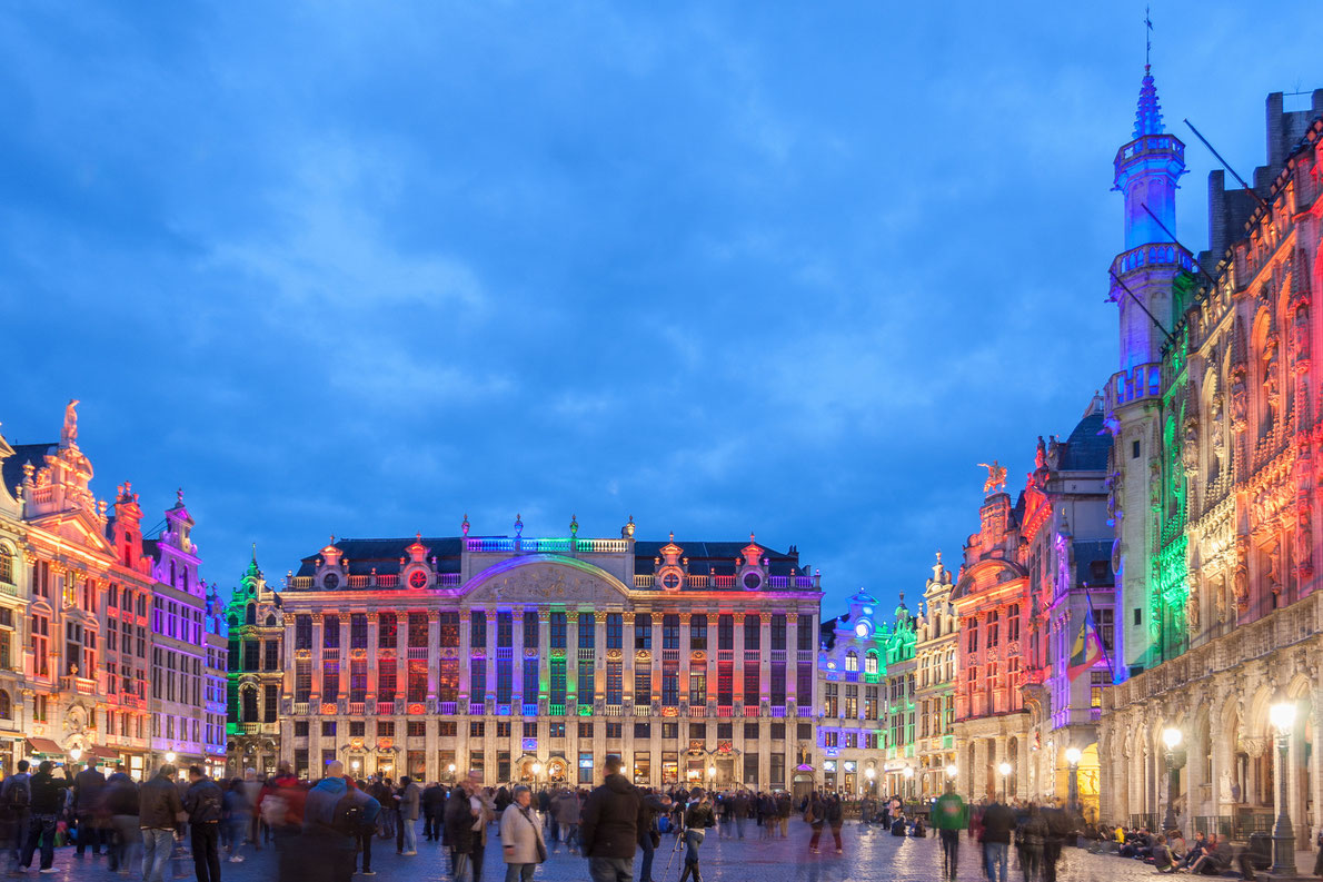 Best gay pride in  in Europe -  Brussels Gay PrideCopyright Guoqiang Xue - European Best Destinations