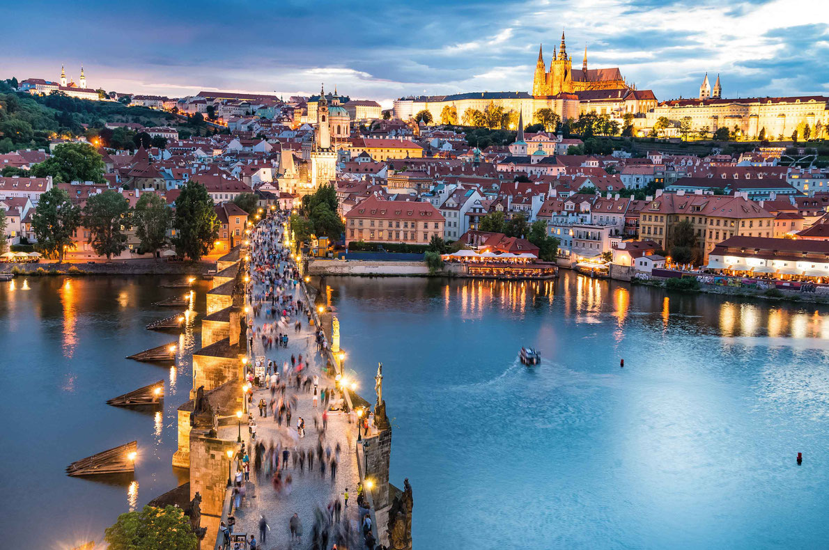 Prague  - Best Erasmus destinations in Europe - Copyright NaughtyNut - European Best destinations