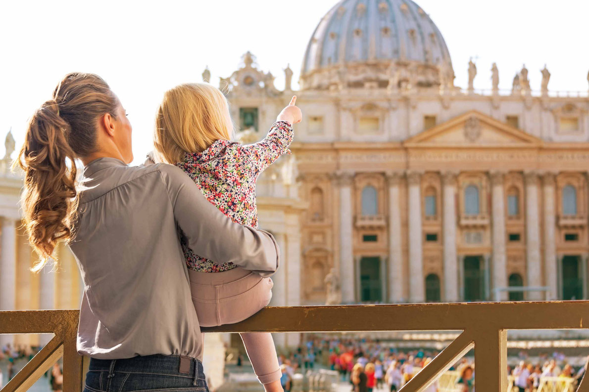 Roma - Best Family destinations in Europe - Copyright  Alliance  - European Best Destinations