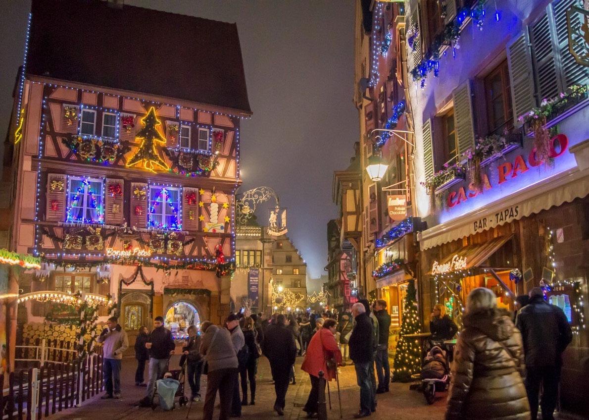 Christmas Market in Colmar