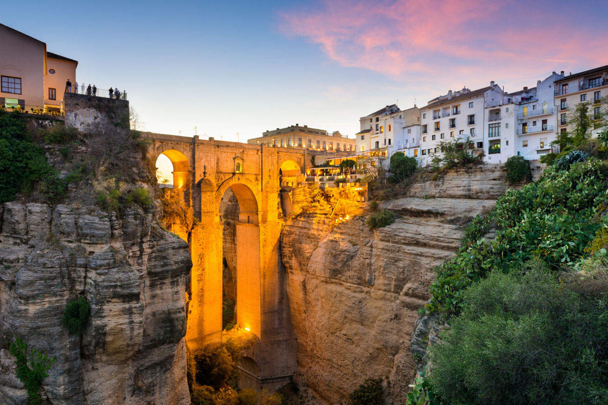 Ronda - Best hidden gems in Europe - Copyright  Sean Pavone - European Best Destinations