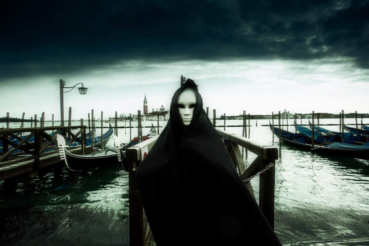 Venice - Best destinations for Halloween in Europe - Copyright  Istvan Csak
