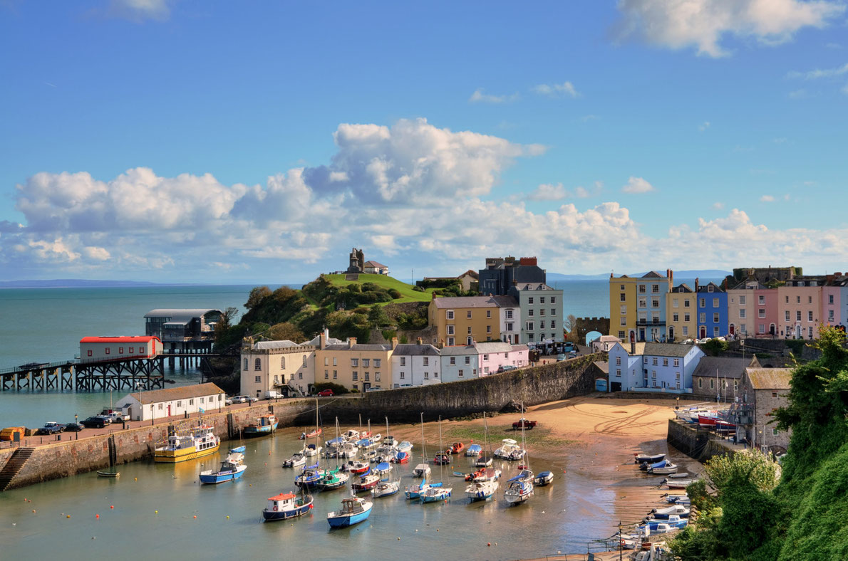 Tenby-pembrokeshire - Best hidden gems in Europe - Copyright Kevin Eaves
