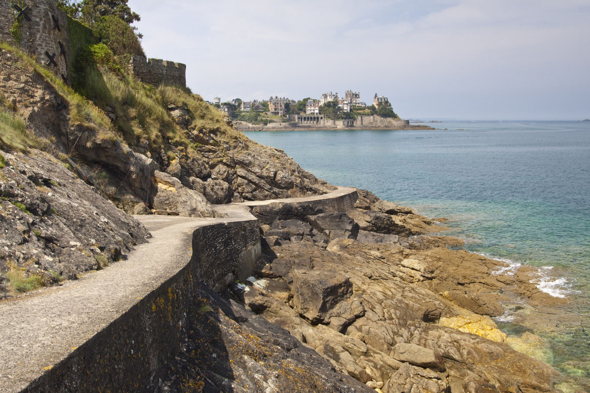 Dinard Romantic Destinations in Europe - Copyright Martin Kemp - European Best Destinations