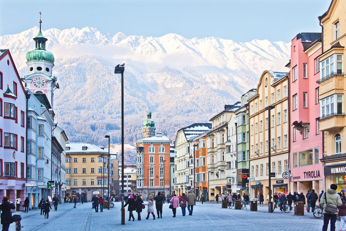 Innsbruck - European Best Destinations - Copyright Innsbruck Tourism