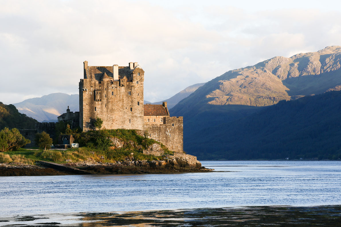 Eilean Donan Castle Scotland - Best Castles in Europe