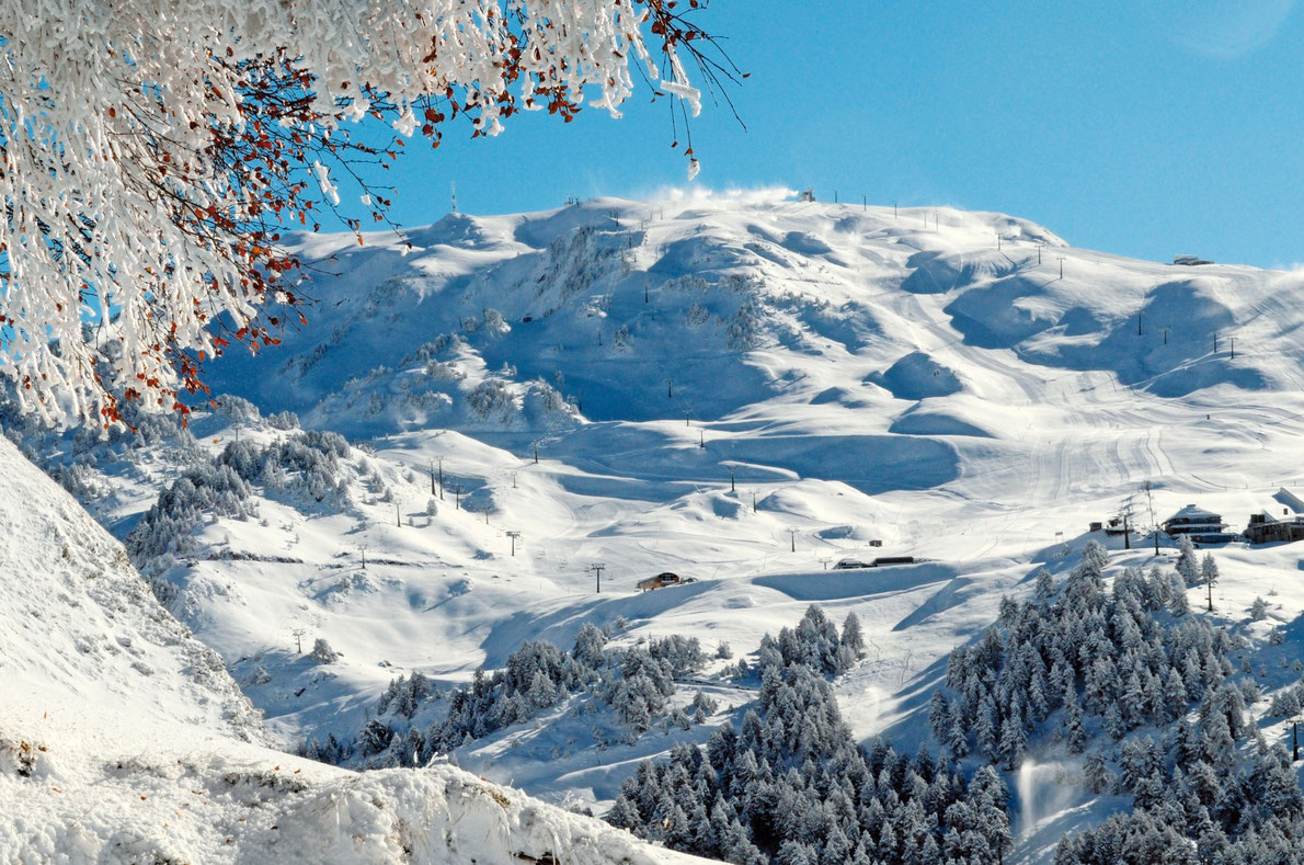 Baqueira Beret European Best Destinations - Copyright www.baqueira.es