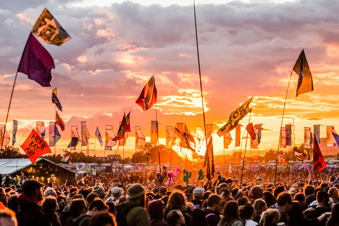 Top summer music festivals - Copyright Glastonbury Festival - European Best Destinations