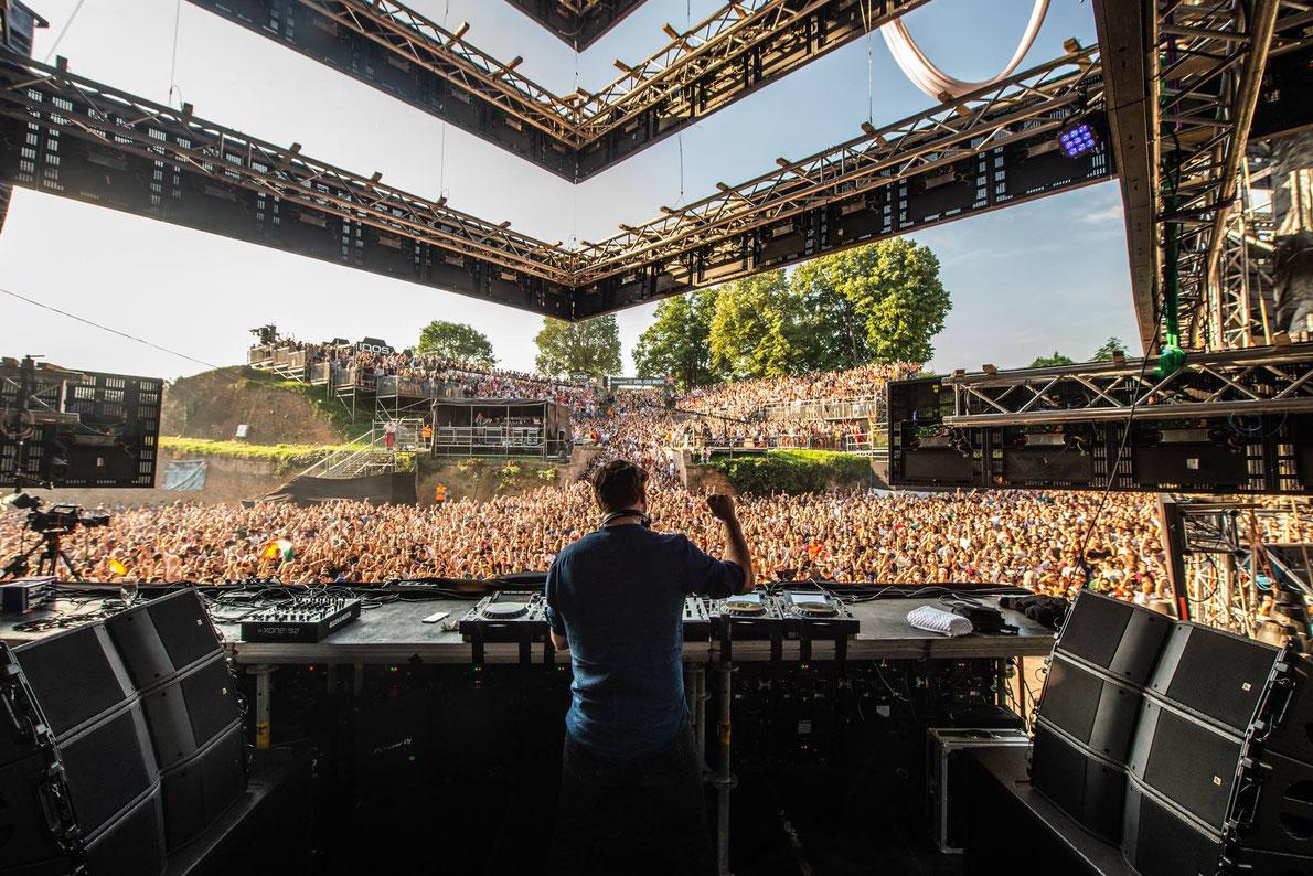 Top summer music festivals - Copyright Exit Festival - European Best Destinations