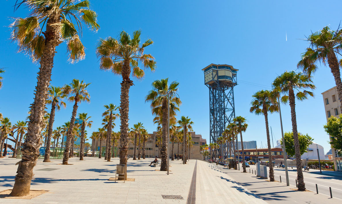 Barcelona European Best Destinations
