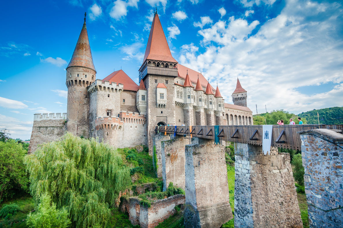 Corvin Castle - Best Castles in Europe