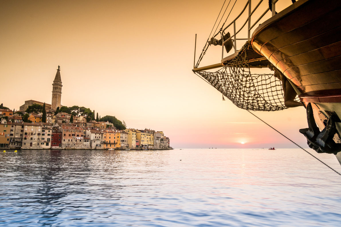 Rovinj Romantic Destinations in Europe - Copyright  Sopotnicki - European Best Destinations