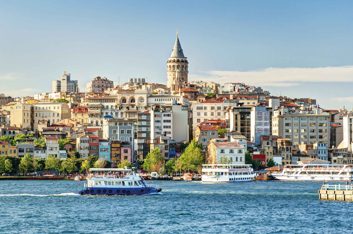Istanbul Sales - Copyrigt  European Best Destinations