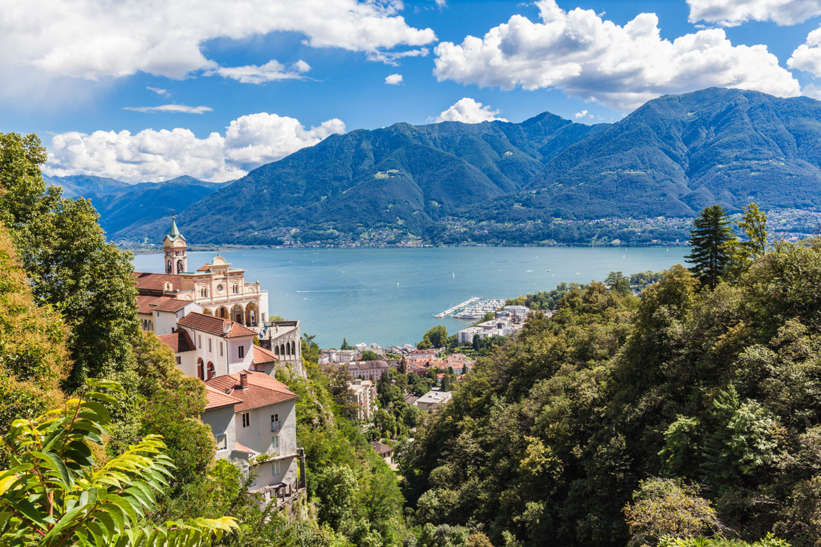 Locarno Romantic Destinations in Europe Copyright Vogel - European Best Destinations