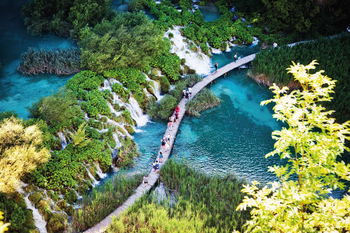 Plitvice Croatia  - Best Family destinations in Europe - Copyright  melis  - European Best Destinations