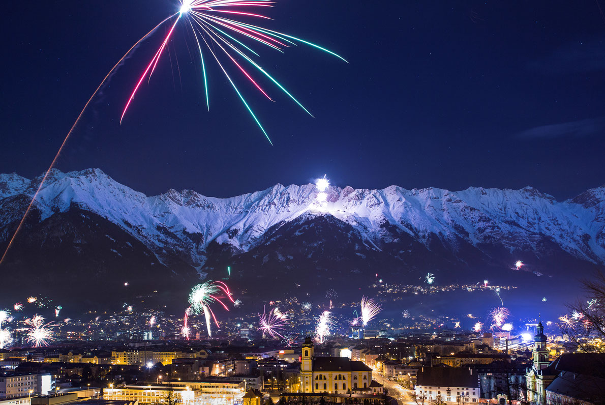 Best Ski Resorts for New Year's Eve - Innsbruck copyright  Innsbruck Tourism  - European Best Destinations