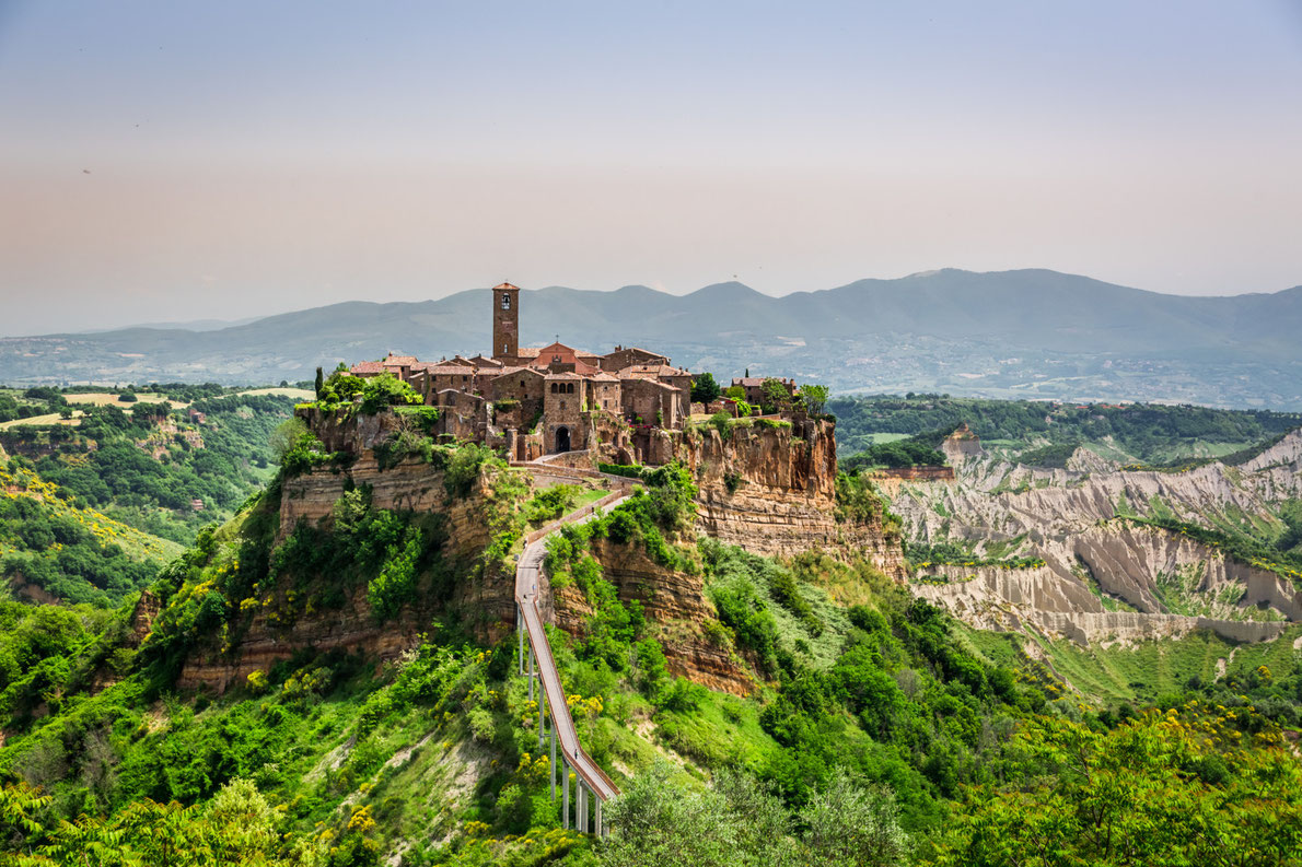 Bagnoregio  - Best hidden gems in Europe - European Best Destinations - Copyright Shaiith